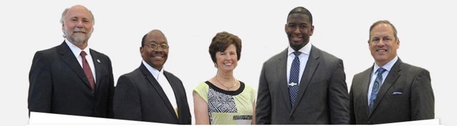 Tallahassee City Comisssion (2017)