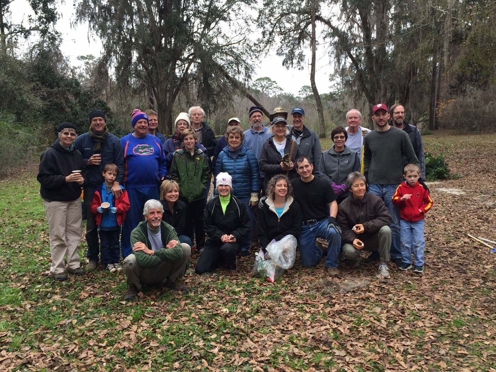 Thanks to everyone who came out for Arbor Day 2017