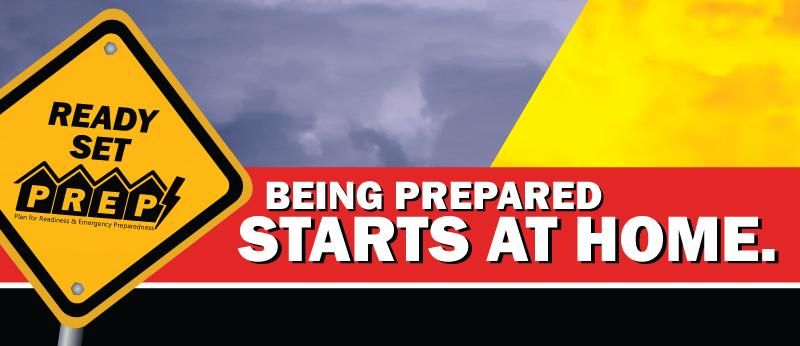 Get Prepped!